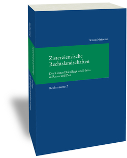 Zisterziensische Rechtslandschaften von Majewski,  Dennis