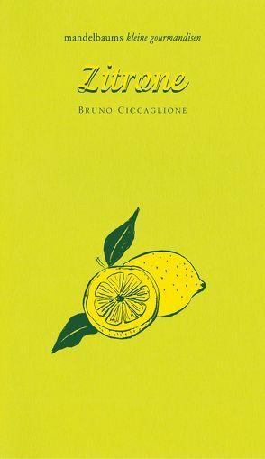 Zitrone von Ciccaglione,  Bruno