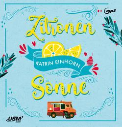 Zitronensonne von Einhorn,  Katrin, Schröter,  Maike