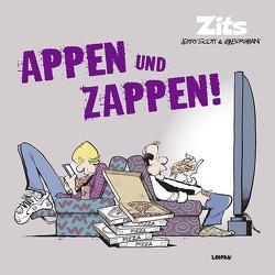 Zits 14: Appen und Zappen! von Borgman,  Jim, Scott,  Jerry