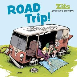 Zits: Road Trip! von Borgman,  Jim, Scott,  Jerry