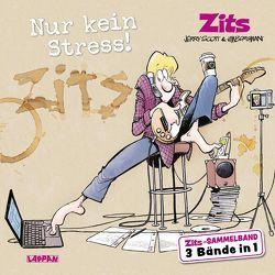 Zits Sammelband: Nur kein Stress! von Borgman,  Jim, Scott,  Jerry