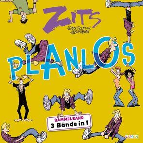 Zits Sammelband: PLANLOS von Borgman,  Jim, Scott,  Jerry