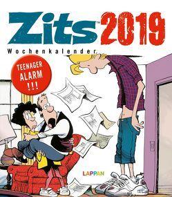 Zits Wochenkalender 2019 von Borgman,  Jim, Scott,  Jerry