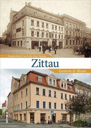 Zittau von Kahl,  Uwe
