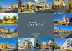 Zittau Impressionen (Wandkalender 2019 DIN A3 quer) von Meutzner,  Dirk