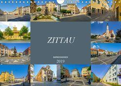 Zittau Impressionen (Wandkalender 2019 DIN A4 quer) von Meutzner,  Dirk