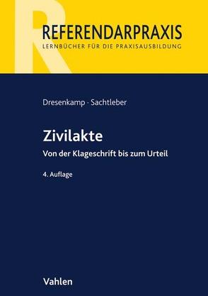 Zivilakte von Dresenkamp,  Klaus, Sachtleber,  Ole