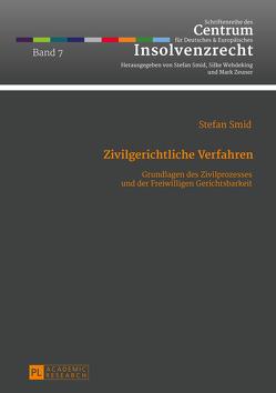 Zivilgerichtliche Verfahren von Smid,  Stefan