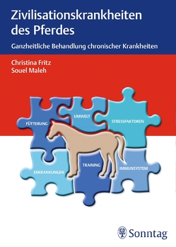 Zivilisationskrankheiten beim Pferd von Fritz,  Christina, Maleh,  Souel