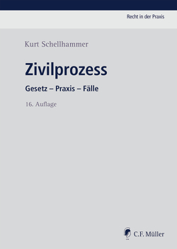 Zivilprozess von Schellhammer,  Kurt