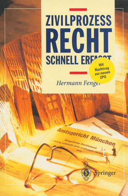 Zivilprozeßrecht von Fenger,  Hermann