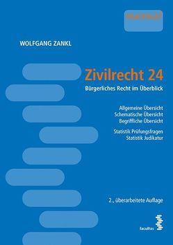 Zivilrecht 24 von Zankl,  Wolfgang