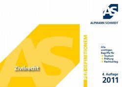 Zivilrecht von Alpmann-Pieper,  Annegerd, Veltmann,  Till