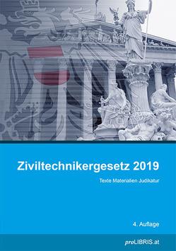 Ziviltechnikergesetz 2019 von proLIBRIS VerlagsgesmbH