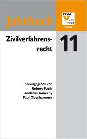 Zivilverfahrensrecht von Fucik,  Robert, Konecny,  Andreas, Oberhammer,  Paul