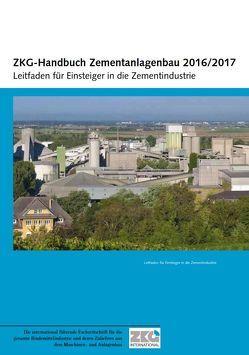 ZKG Handbuch Zementanlagenbau 2016/2017