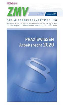 ZMV Praxiswissen Arbeitsrecht 2020 von Fey,  Detlev