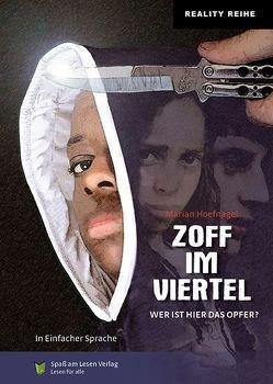 Zoff im Viertel von Hoefnagel,  Marian, Markowski,  Sonja, Spaß am Lesen Verlag GmbH