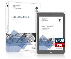 Zoll & Export 2020 von Connemann,  Michael, Drees,  Franz-Josef, Jahn,  Fabian A.