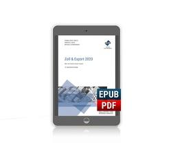 Zoll & Export 2020 von A. Jahn,  Fabian, Connemann,  Michael, Drees,  Franz-Josef