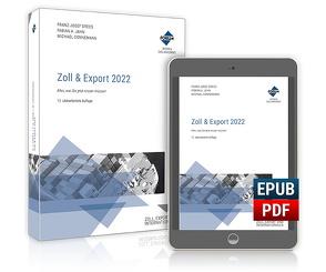 Zoll & Export 2022 von Connemann,  Michael, Drees,  Franz-Josef, Jahn,  Fabian A.