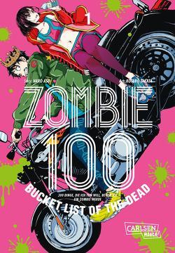 Zombie 100 – Bucket List of the Dead 1 von Aso,  Haro, Stamm,  Katrin, TAKATA,  Kotaro