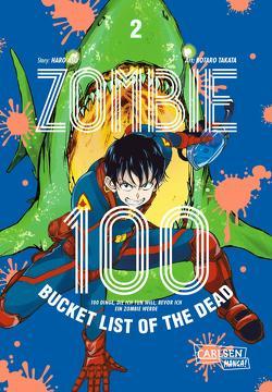 Zombie 100 – Bucket List of the Dead 2 von Aso,  Haro, Stamm,  Katrin, TAKATA,  Kotaro
