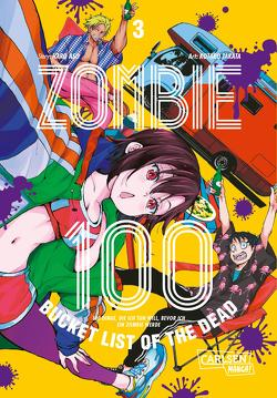 Zombie 100 – Bucket List of the Dead 3 von Aso,  Haro, Stamm,  Katrin, TAKATA,  Kotaro