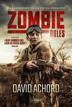Zombie Rules von Achord,  David, Lohse,  Tina