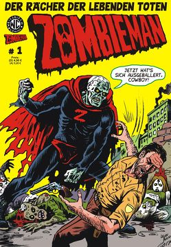 Zombieman 1 von Kurio,  Levin