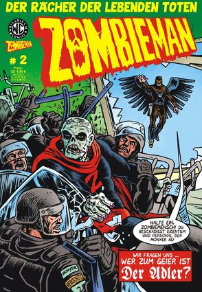 Zombieman 2 von Kurio,  Levin
