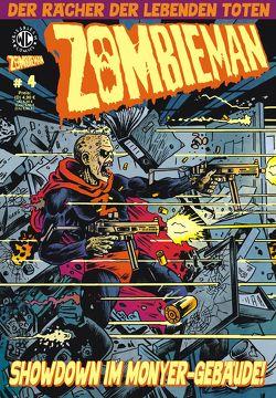 Zombieman 4 von Kurio,  Levin