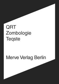 Zombologie von Lamberty,  Tom, Qrt, Wulf,  Frank