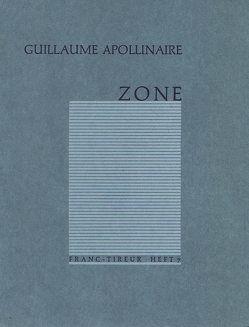 Zone von Apollinaire,  Guillaume, Kinder,  Hermann, Salomon,  Peter