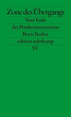 Zone des Übergangs von Buden,  Boris