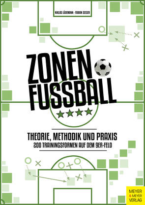 Zonenfußball – Theorie, Methodik, Praxis von Lüdemann,  Niklas, Seeger,  Fabian