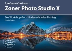 Zoner Photo Studio X von Hoffmann,  Peter