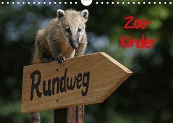 Zoo-Kinder (Wandkalender 2018 DIN A4 quer) von Pferdografen.de,  k.A.
