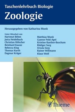 Zoologie von Böhm,  Hartmut, Heidelbach,  Jutta, Hoelscher,  Christian, Kaune,  Reinhard, Klug,  Rebecca