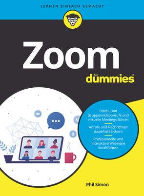 Zoom für Dummies von Linke,  Simone, Simon,  Phil