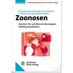 Zoonosen von Bauerfeind,  Rolf
