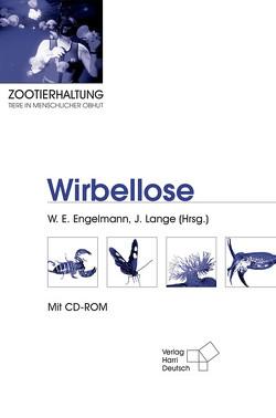 Zootierhaltung: Wirbellose von Engelmann,  Wolf-Eberhard, Lange,  Jürgen
