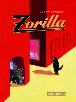 Zorilla von Bücker,  Jutta