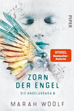 Zorn der Engel von Woolf,  Marah