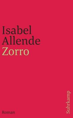 Zorro von Allende,  Isabel, Becker,  Svenja