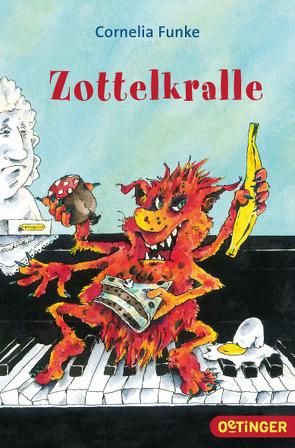 Zottelkralle von Funke,  Cornelia