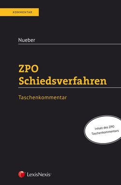 ZPO – Schiedsverfahren von Nueber,  Michael