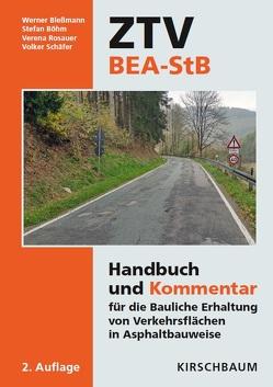 ZTV BEA-StB von Bleßmann,  Werner, Böhm,  Stefan, Rosauer,  Verena, Schaefer,  Volker