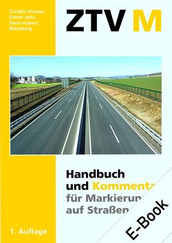 ZTV M 13 – Handbuch und Kommentar E-Bundle von Drewes,  Claudia, John,  Dieter, Meseberg,  Hans-Hubert